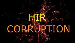 Hir Corruption cover