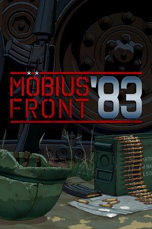 Möbius Front '83 cover