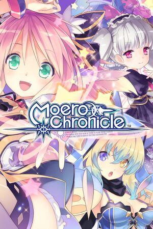 Moero Chronicle cover