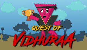 Quest of Vidhuraa cover