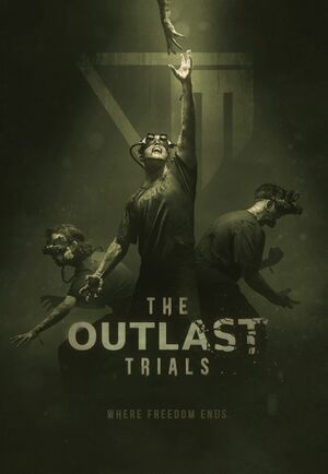 The Outlast Trials cover