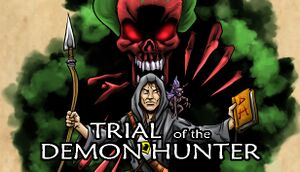 Trial of the Demon Hunter cover