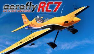 Aerofly RC 7 cover