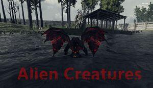 Alien Creatures cover