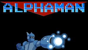 Alphaman cover