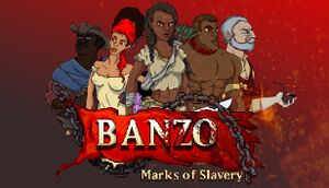 Banzo - Marks of Slavery cover