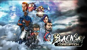 Black Salt Coreuption cover