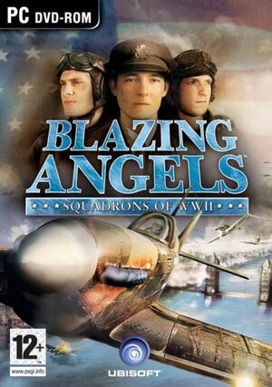Blazing Angels: Squadrons of WWII cover