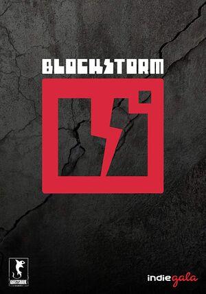 Blockstorm cover