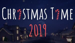 Christmas Time 2019 cover