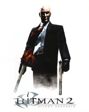 Hitman 2: Silent Assassin cover