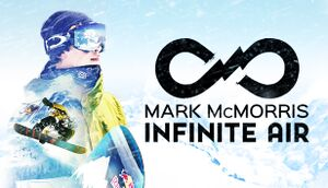Infinite Air with Mark McMorris cover