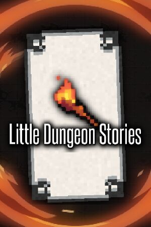 Little Dungeon Stories cover