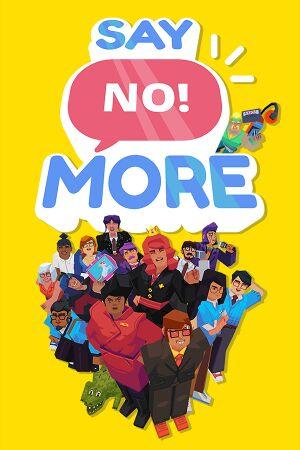 Say No! More cover