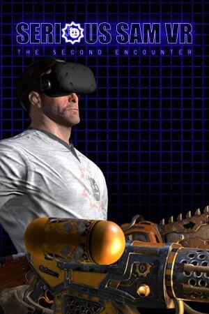 Serious Sam VR: The Second Encounter cover