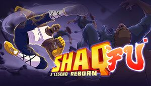 Shaq Fu: A Legend Reborn cover