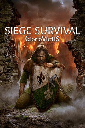 Siege Survival: Gloria Victis cover