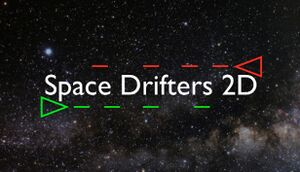 Space Drifters 2D cover