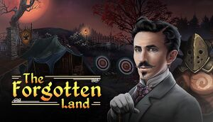 The Forgotten Land cover
