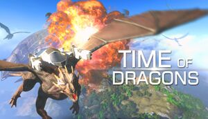 Time of Dragons cover