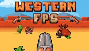 Western FPS cover