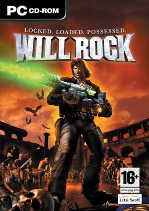 Will Rock cover