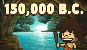 150,000 B.C. cover