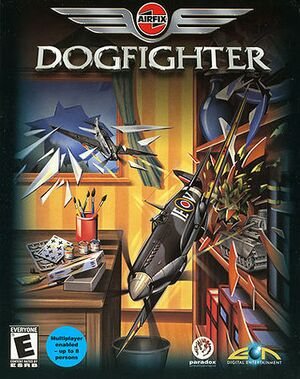 Airfix Dogfighter cover