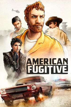 American Fugitive cover
