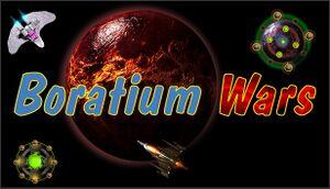 Boratium Wars cover