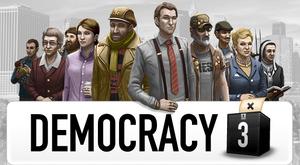 Democracy 3 cover