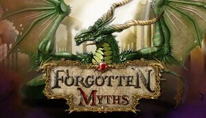 Forgotten Myths CCG cover