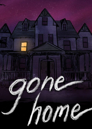 Gone Home cover