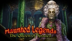 Haunted Legends: The Queen of Spades Collector's Edition cover