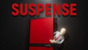 SUSPENSE cover