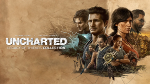 Uncharted: Legacy of Thieves Collection cover