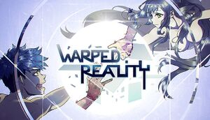 Warped Reality cover