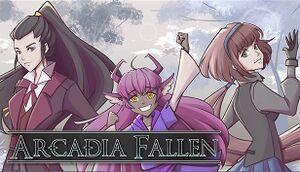 Arcadia Fallen cover