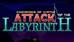 Attack of the Labyrinth + cover