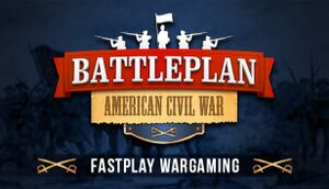 Battleplan: American Civil War cover