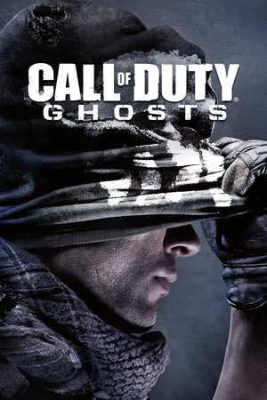 Call of Duty: Ghosts cover