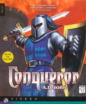 Conqueror: A.D. 1086 cover