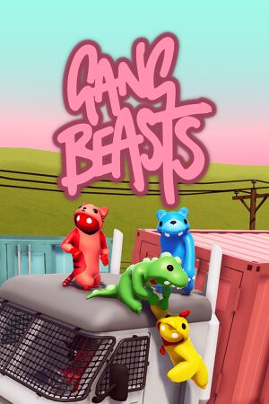 Gang Beasts cover