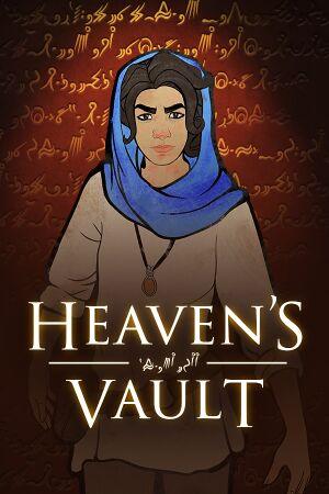 Heaven's Vault cover