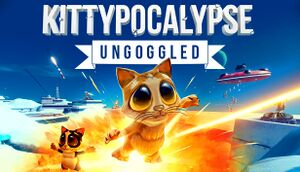 Kittypocalypse - Ungoggled cover