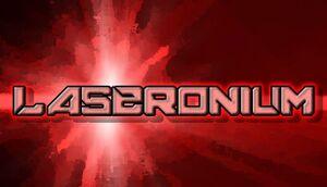 Laseronium cover