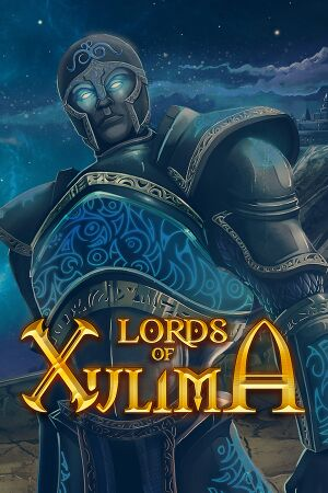 Lords of Xulima cover