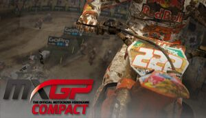 MXGP - The Official Motocross Videogame Compact cover