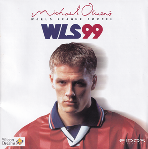 Michael Owen's World League Soccer 99 cover