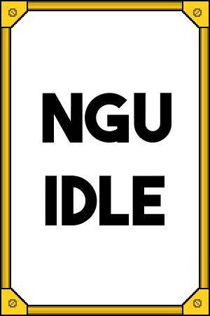 NGU Idle cover